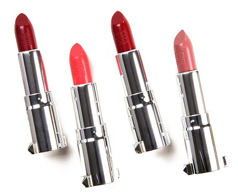 Givenchy Holiday 2019 Le Rouge Mini Lipstick Set