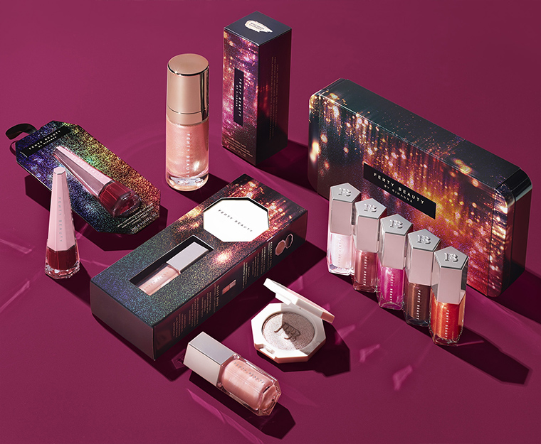 Fenty Beauty Holiday 2019 Collection - Tinsel $how