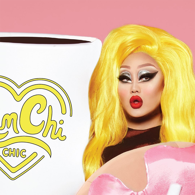 Kim Chi Chic Beauty Launches October 16th!