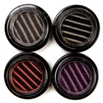 MAC Starring You Swatches: Lipglasses, Spellbinder Shadows