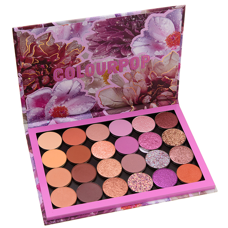 ColourPop Butterfly (Curated) 24-Pan Shadow Palette