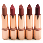 ColourPop Come Fly with Me Velvet Blur Lux Lipstick 5-Piece Set