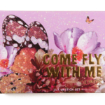 Colour Pop Come Fly with Me Velvet Blur Lux Lipstick 5-Piece Set