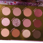 Colour Pop Flutter By 12-Pan Pressed Powder Shadow Palette