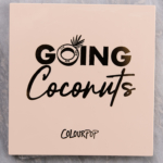 Colour Pop Going Coconuts 9-Pan Pressed Powder Palette