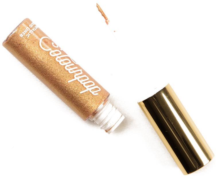 ColourPop Gold Rush Metallic Liquid Liner