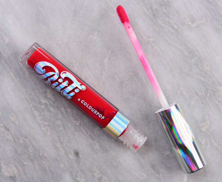 ColourPop Juicy Drop Ultra Blotted Liquid Lipstick
