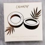 Colour Pop Talk to the Palm Pressed Powder Bronzer