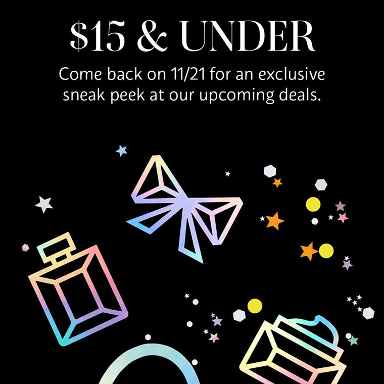 Sephora Black Friday 2019: Live at 9:30PM PT!