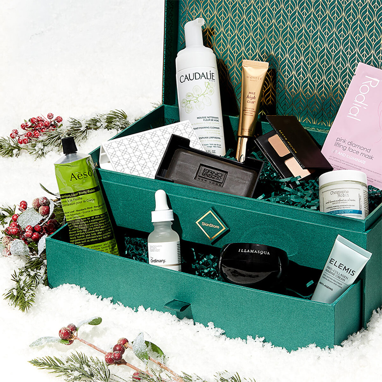 SkinStore's Evergreen Holiday Collection