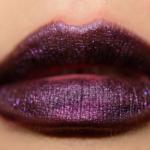 Anastasia Chrome Purple Matte Lipstick