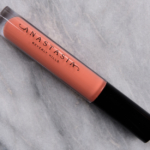 Anastasia Nude Peach Lip Gloss