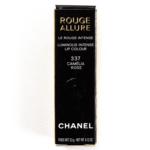 Chanel Camelia Rose (337) Rouge Allure Luminous Intense Lip Colour