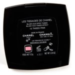 Chanel Tweed Pink Les Tissages de Chanel Blush Duo Tweed Effect