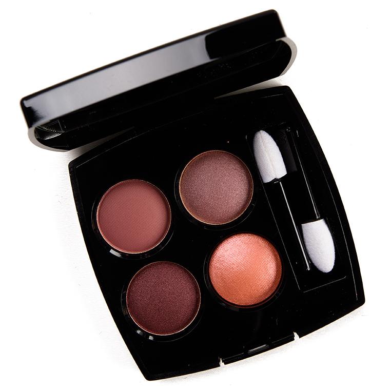 Chanel Warm Memories (354) Les 4 Ombres Multi-Effect Quadra Eyeshadow