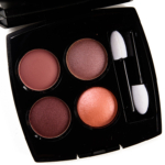 Chanel Warm Memories (354) Les 4 Ombres Multi-Effect Quadra Eyeshadow