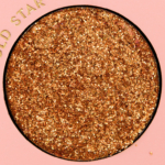 Colour Pop Gold Star Pressed Glitter
