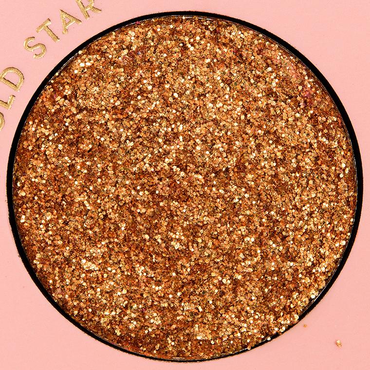 ColourPop Gold Star Pressed Glitter