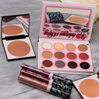 ColourPop x Becky G Hola Chola Collection Swatches