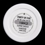 Colour Pop Party of Five Super Shock Shadow