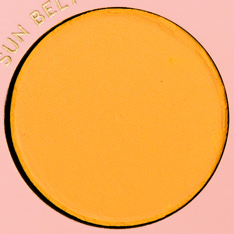 Colour Pop Sun Belt Pressed Powder Shadow