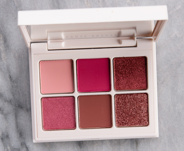Fenty Beauty Rose (4) Snap Shadows Mix & Match Eyeshadow Palette