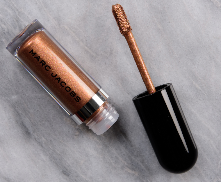 Marc Jacobs Beauty Smoked Glass (84) See-quins Glam Glitter Liquid Eyeshadow