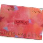 NABLA Cosmetics Coral Cutie Palette