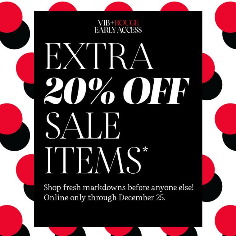 Sephora Sale on Sale - 20% Off (2019)