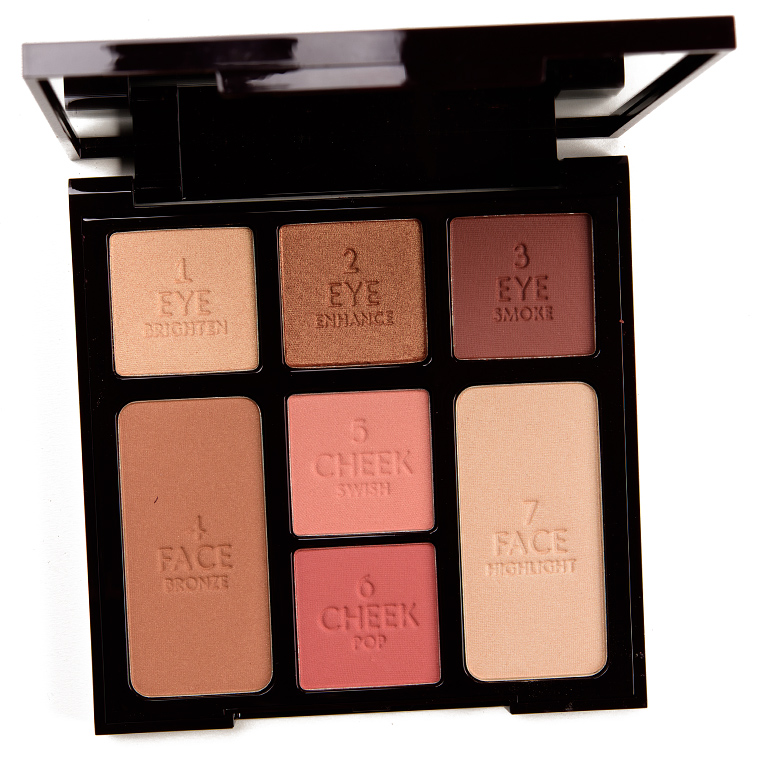 Charlotte Tilbury Stoned Rose Beauty Instant Look in a Palette