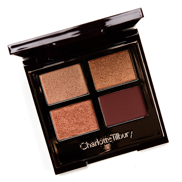 Charlotte Tilbury The Queen of Glow Eyeshadow Quad