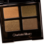 Charlotte Tilbury The Rebel (2020) Eyeshadow Quad