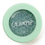 Colour Pop Mint 4 U Super Shock Shadow