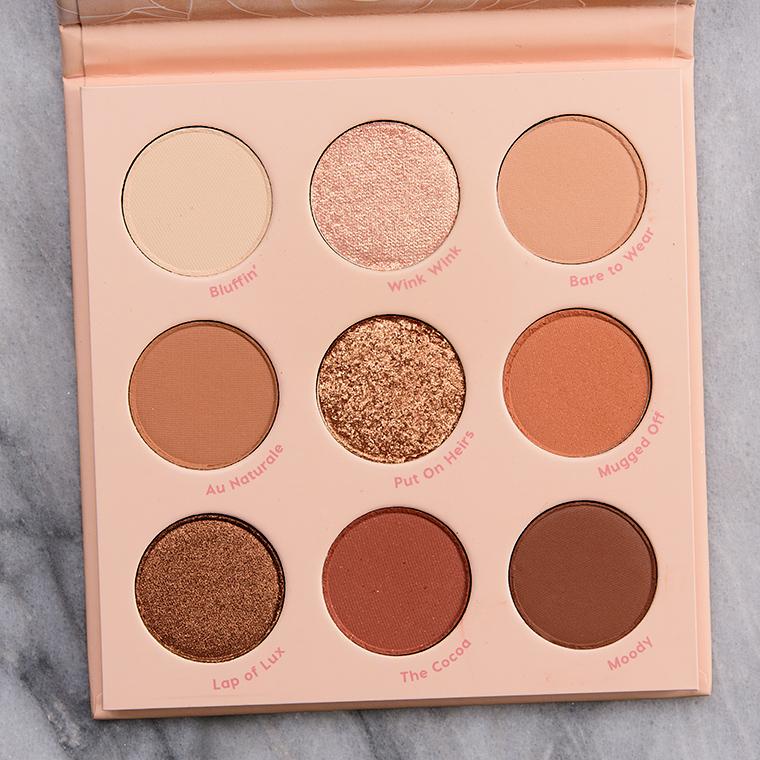 ColourPop Nude Mood Eyeshadow Palette | Ulta Beauty