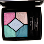 Dior Blue Beat (327) High Fidelity Colours & Effects Eyeshadow Palette