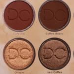 Dominique Cosmetics Latte 2 Eyeshadow Palette
