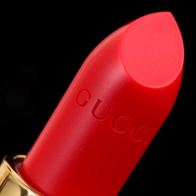 Gucci Beauty Mae Coral (301) Sheer Lipstick