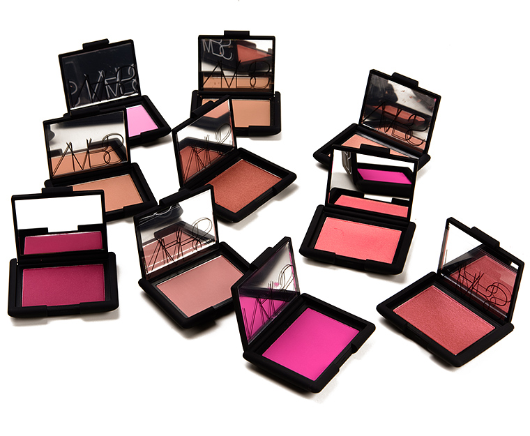 NARS Spring 2020 Blushes Swatches
