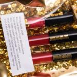 Pat McGrath Red Opulence Mini Lip Gloss Trio