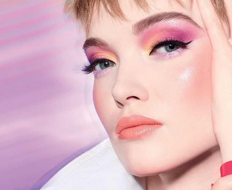 Dior Glow Vibes Makeup Collection for Spring 2020