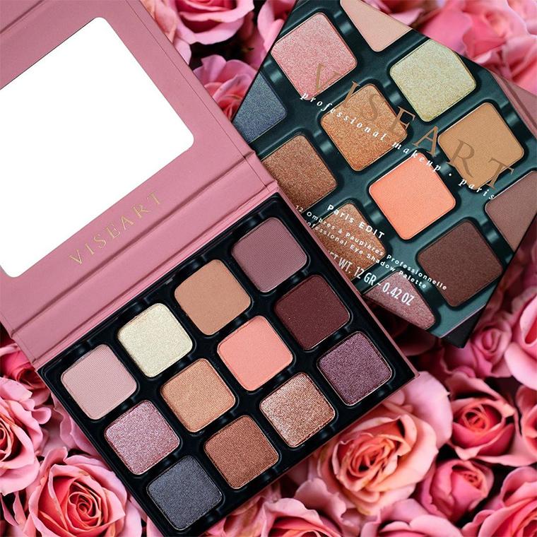 Viseart Paris Edit Eyeshadow Palette for Spring 2020