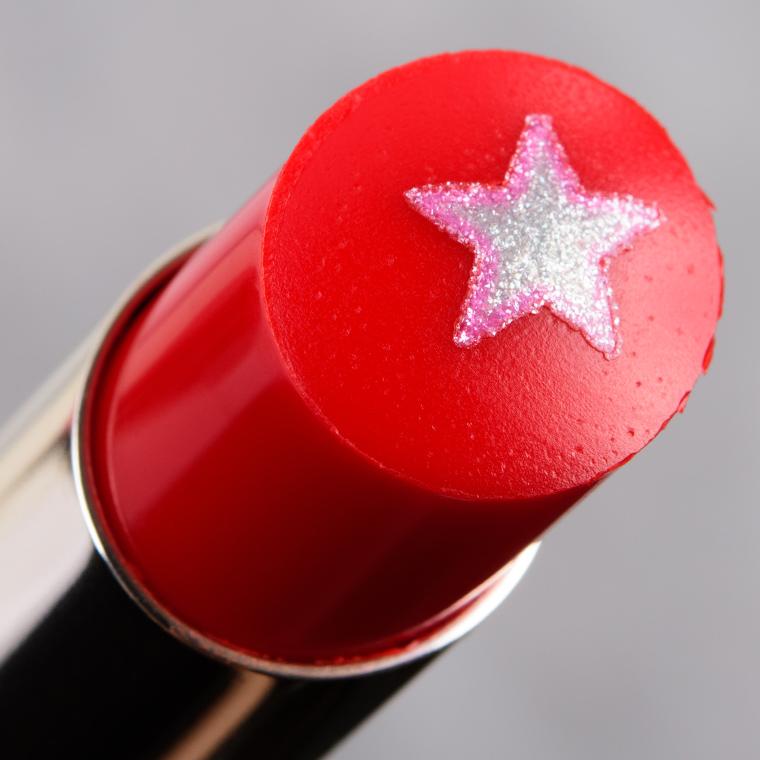 YSL Orange Speaker (6) Rouge Volupte Rock\'N Shine Lipstick