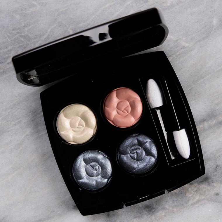 Chanel Au Fil de L\'Eau (358) Les 4 Ombres Multi-Effect Quadra Eyeshadow