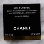 Chanel Au Fil de L'Eau (358) Les 4 Ombres Multi-Effect Quadra Eyeshadow
