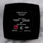 Chanel Camelias d'Eau Lip Palette