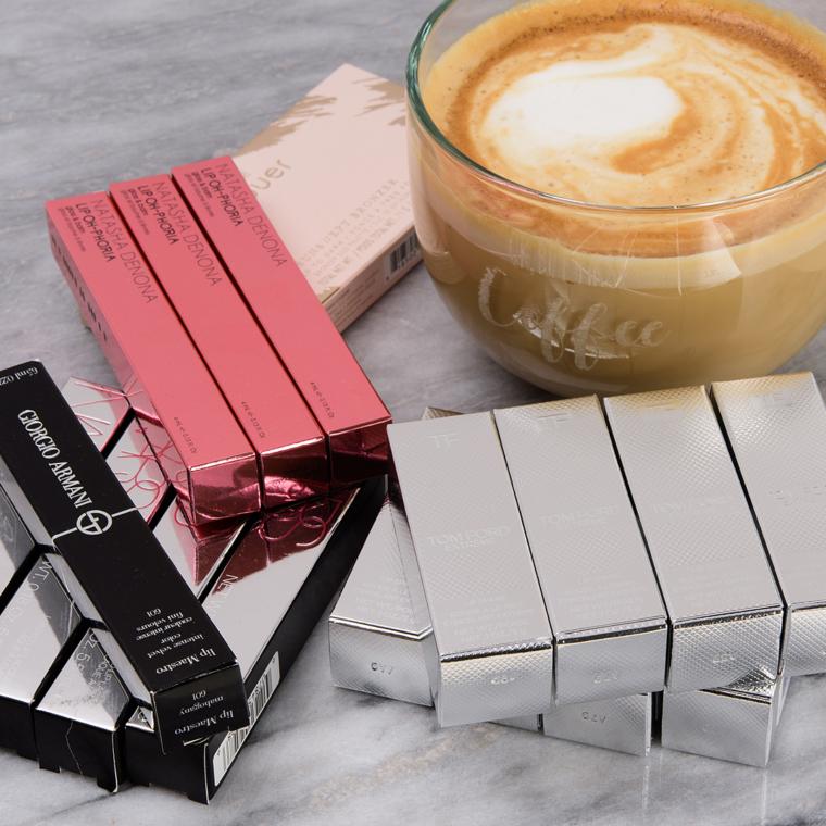 Spring 2020: Lipsticks & Lipglosses from Tom Ford, NARS, Natasha Denona, Giorgio Armani