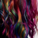 Hidden Rainbow Balayage | New Hair for Spring 2020!