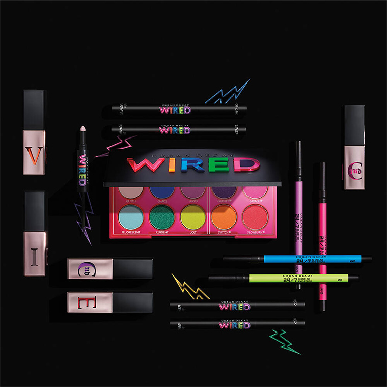 Urban Decay Wired Collection for Spring 2020