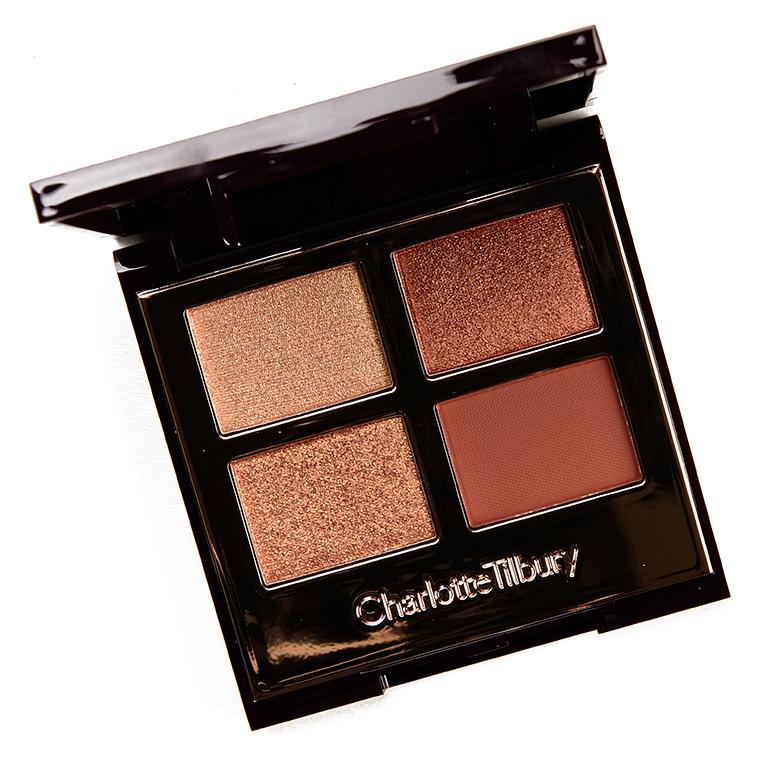 Charlotte Tilbury Copper Charge Eyeshadow Quad