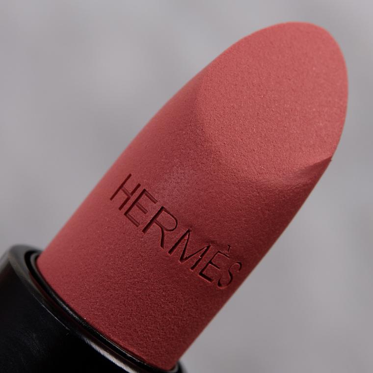 Hermes Beige Naturel (11) Rouge Matte Lipstick